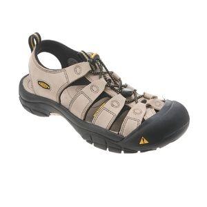 Keen Newport H2 waterproof sandals tan 6